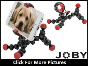 Joby Gorillapod K9 Flexible - Best For Cell Phones