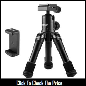Tripods For Canon & Nikon Cameras