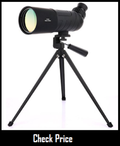Gosky 20-60 X 80 Porro Prism Spotting Scope