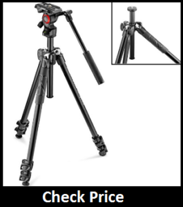 Manfrotto 055XPROB Tripod Reviews