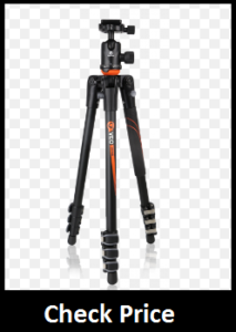 Vanguard VEO 2 204AB tripod reviews