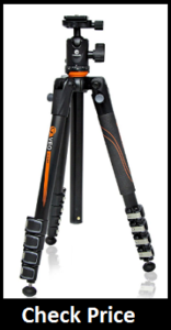 Vanguard VEO 235AB Tripod Reviews