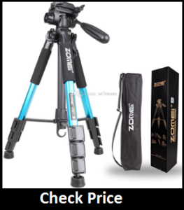 Zomei Q111 Tripod Reviews
