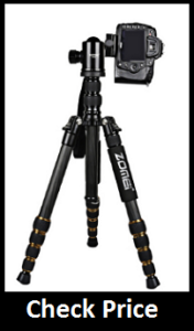 Zomei Z699c Tripod Reviews