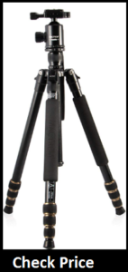 Mactrem Q666 Tripod Reviews
