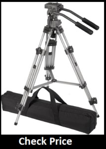 Ravelli AVTP Professional 75mm Video Camera Tripod