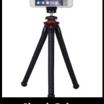 5 Best Tripods For iPhone 6, 7, 8, X, Plus 2019 Reviews