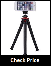 official photos 5ab49 34b36 5 Best Tripods For iPhone 6, 7, 8, X, Plus 2019 Reviews