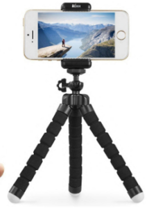 Best Tripods for iPhone X