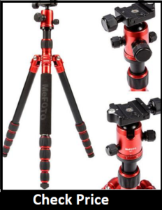 MeFOTO RoadTrip Tripod A1350 Review