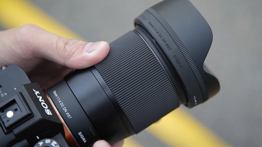 Sigma 16mm f/1.4 DC DN Contemporary Review