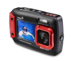 Ivation 20MP Underwater Shockproof Digital Camera Review
