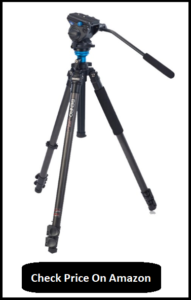 Benro S4 Tripod Review