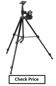 Orbit H2O-Six Gear Drive Lawn Sprinkler on Tripod