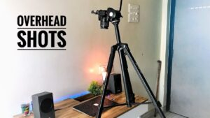 Best Tripods For Overhead Shots