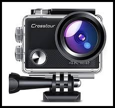 Crosstour CT9500 Action Camera Review