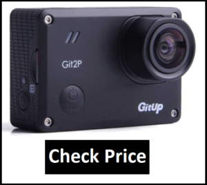 Gitup Git2P Action Camera Review