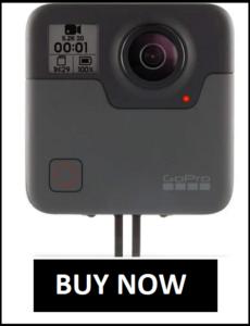 GoPro Fusion - 360 VR Camera