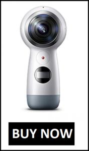 Samsung Gear 360 4K VR Camera