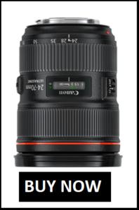 Canon EF 24-70mm f/2.8L II Standard Zoom Lens