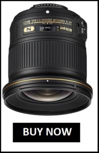 Nikon AF-S FX NIKKOR 20mm f/1.8G