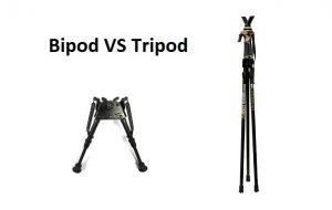Bipod or Tripod