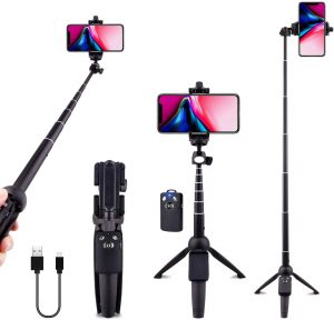 Bluehorn All in one Portable 40 Inch Tripod