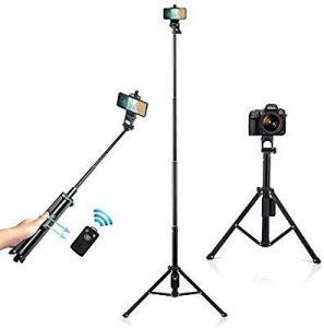 Tripod Stand Selfie Stick 54 Inch