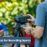 Best Cameras For Filming Skateboarding