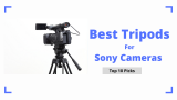 Best Tripods For Sony a6000, a5100, a6500 Reviews